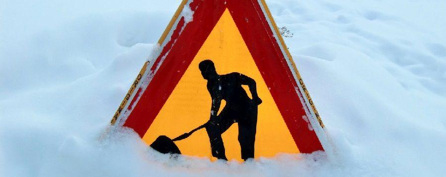 Safety Tip: Shoveling Snow