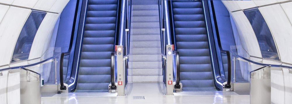 Safety Tip: Easy Steps to Escalator Safety