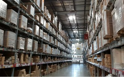 5 Tips for Increasing Warehouse Safety
