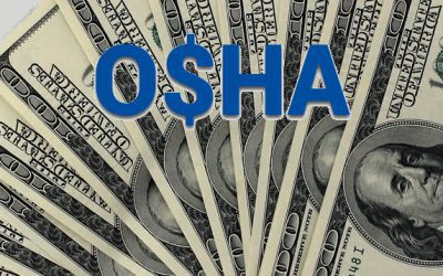 OSHA Fines Top $6.2 million from April to June 2020