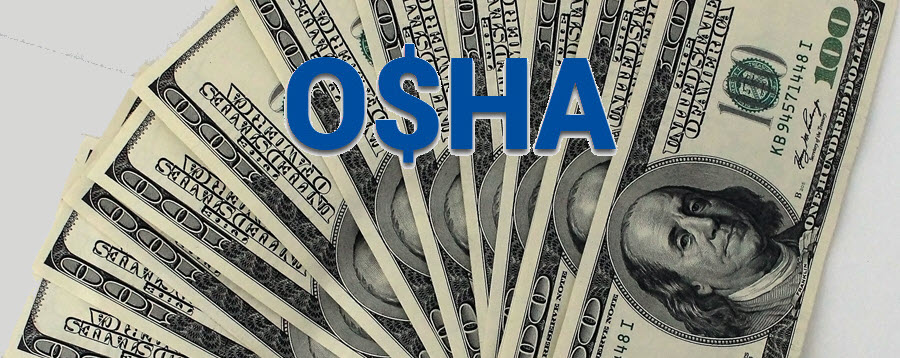 OSHA Actions in First Quarter of 2020: $6 Million in Fines, a Prison Sentence, Contempt and Retaliation Charges