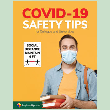 College COVID-19 Safety Tips