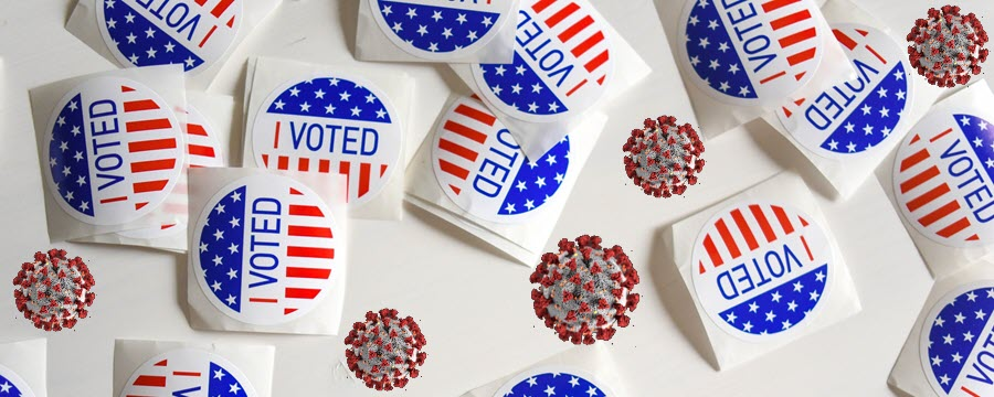 COVID-19 Safety Tips for Voting Sites on Election Day