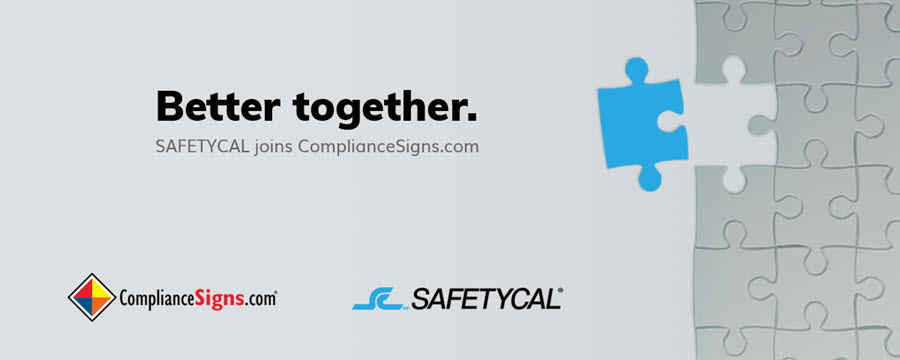 SafetyCal joins ComplianceSigns
