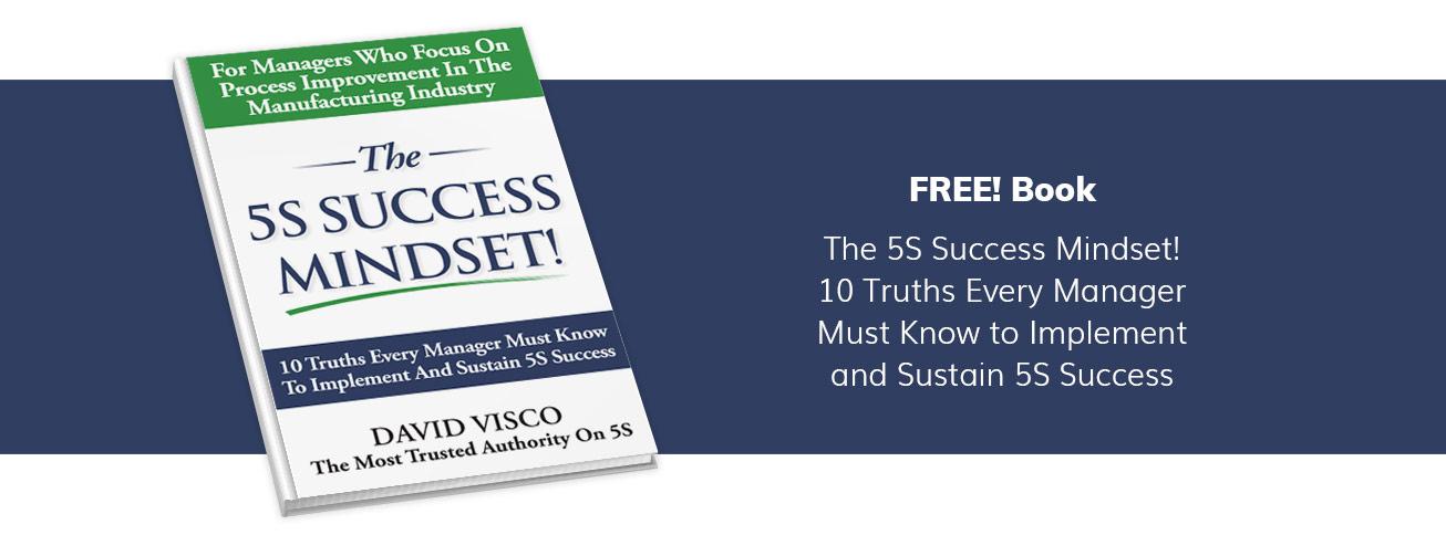 5S Success Mindset – Free Book