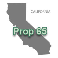 California Proposition 65 image