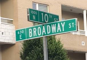 Custom Street Name Signs - Your Design