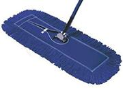 dust wet mops