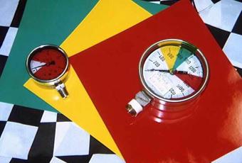 gauge marking