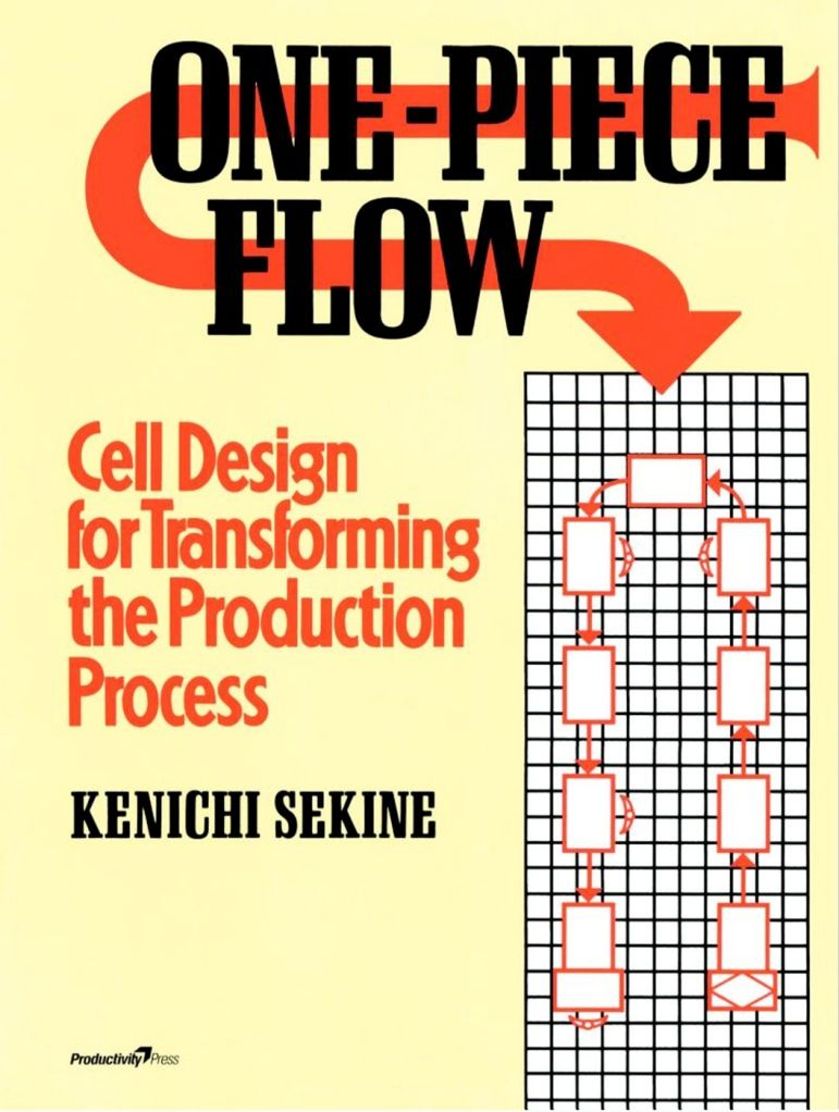One-Piece Flow (p): Cell Design for Transforming the Production Process