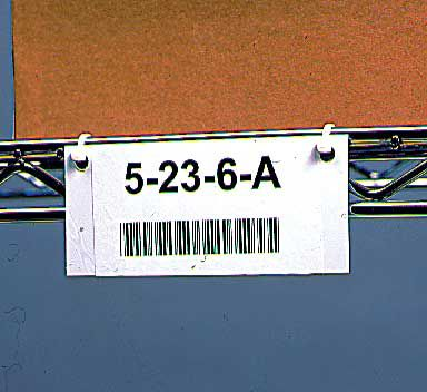 4 in. x 6 in. Wire Rack Flat Label Tags 50 pk