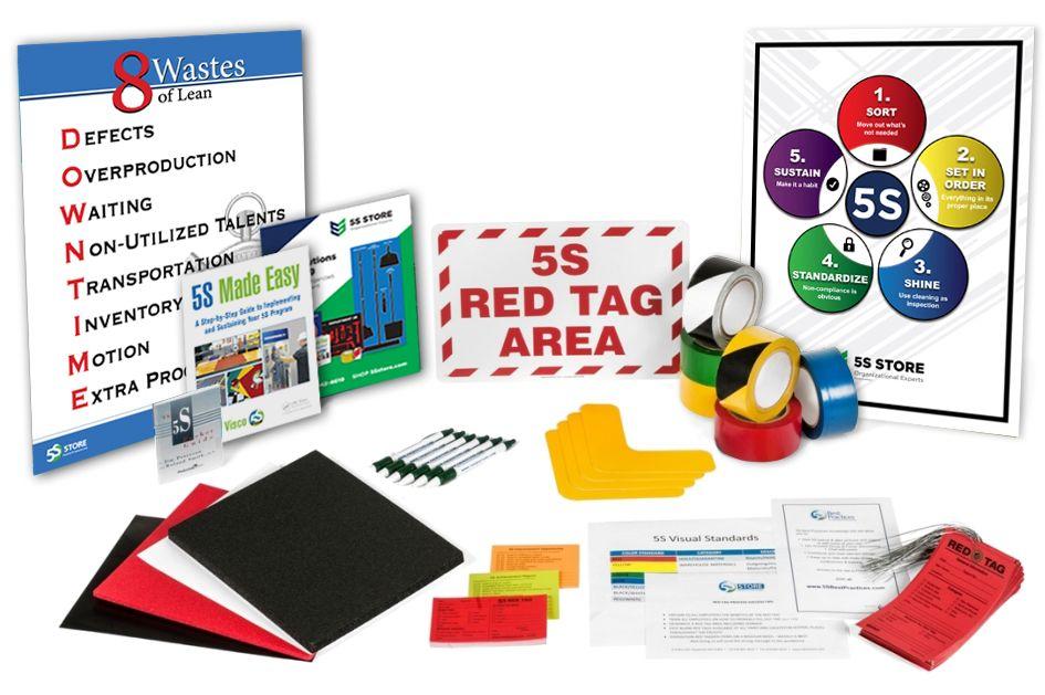 5S Starter Kit
