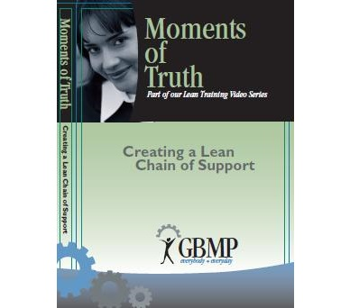Moment of Truth DVD
