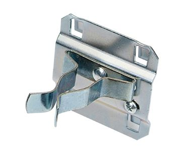 3/4 in. to 1-1/4 in. Stainless Steel LH Extended Spring Clip 3 pk