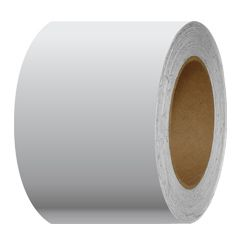 "4"" x 100' Clear Floor-Mark Marking Tape"