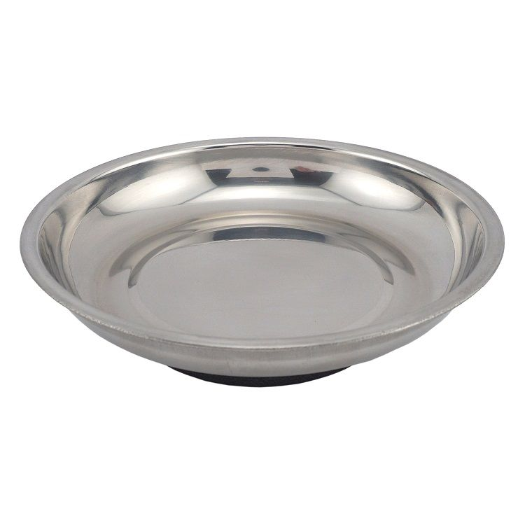 6 inch Round Magnetic Parts Tray