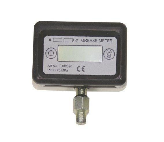 Digital Grease Meter