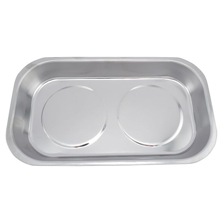 9.5 in. x 5.5 in. Rectangular Magnetic Tray