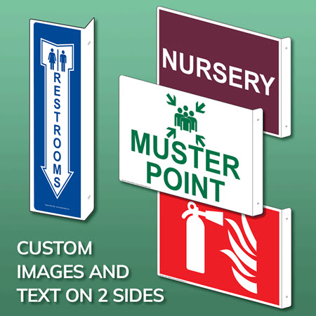 Let Us Design a Custom 2D Projection Sign for You - 2D-QUOTE