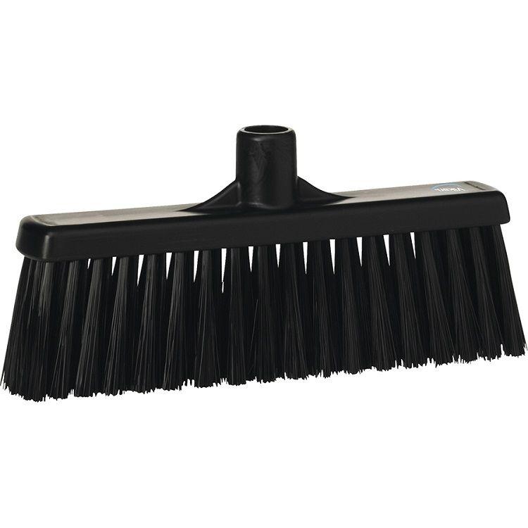 12 in. Upright Broom Head Medium - EURO