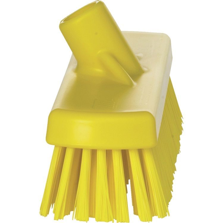 12 in. Stiff Deck Scrub Brush - EURO