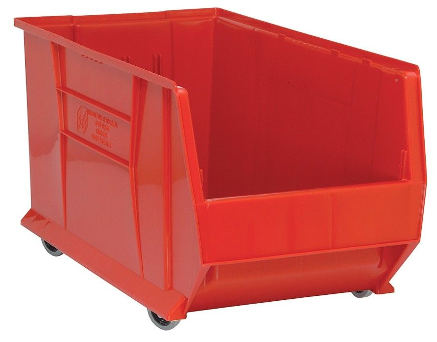 29-7/8 x 16-1/2 x 15 Mobile Hulk Container 1 pk