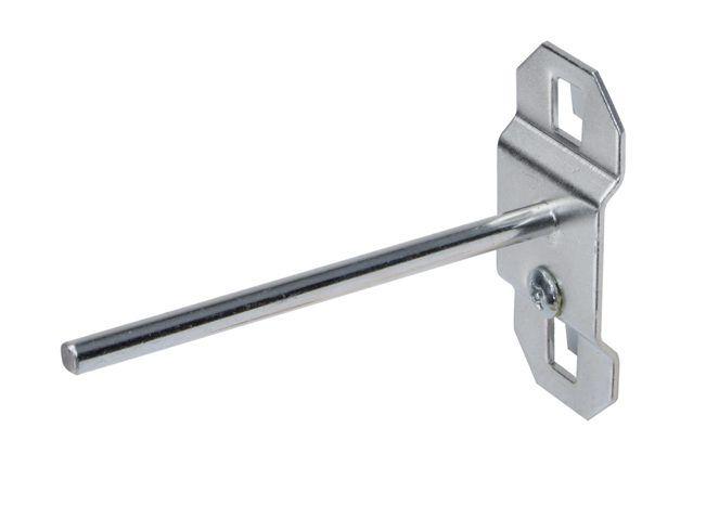 LocHook 3 in. Single Rod 0 Deg Bend 5 pk