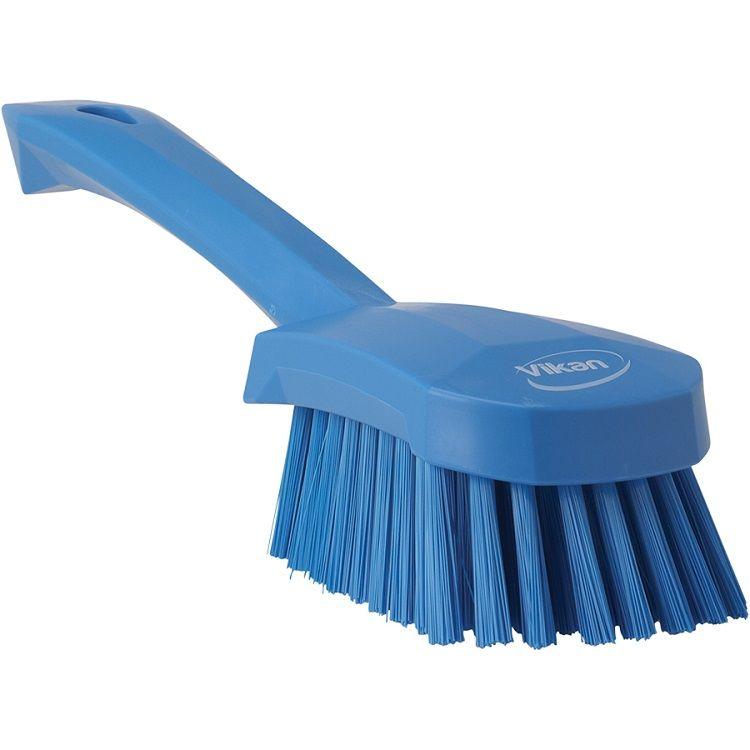 10 in. Short Handled Utility Brush Medium
