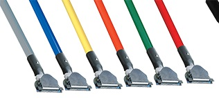 60 in. Clip-On Fiberglass Dust Mop Handle