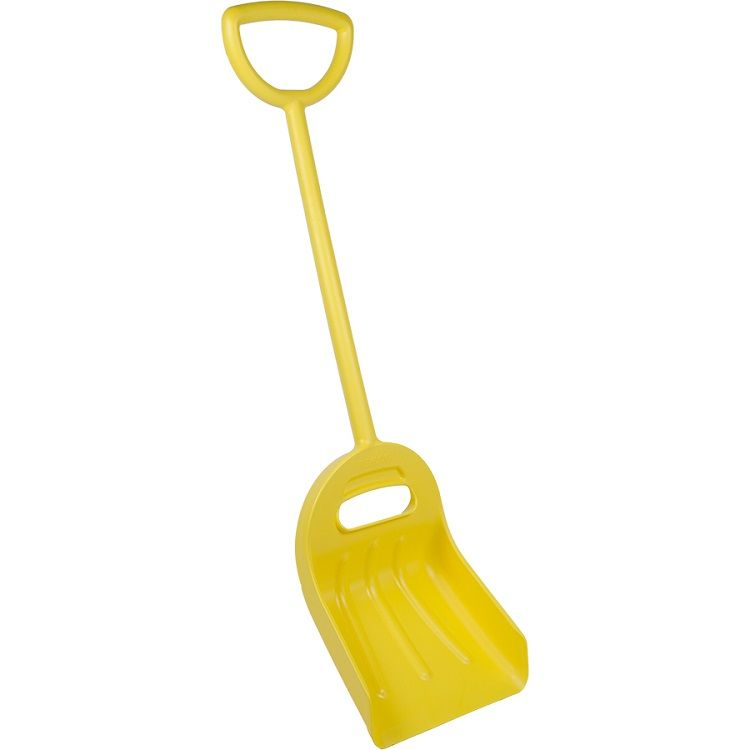 14 in. Wide Dual Grip Shovel