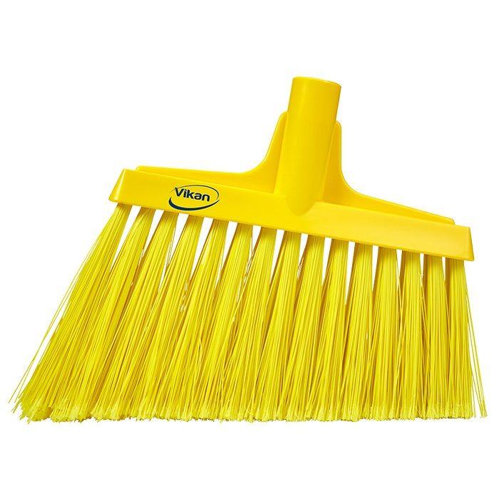 Angle Broom Head Split Bristle - EURO