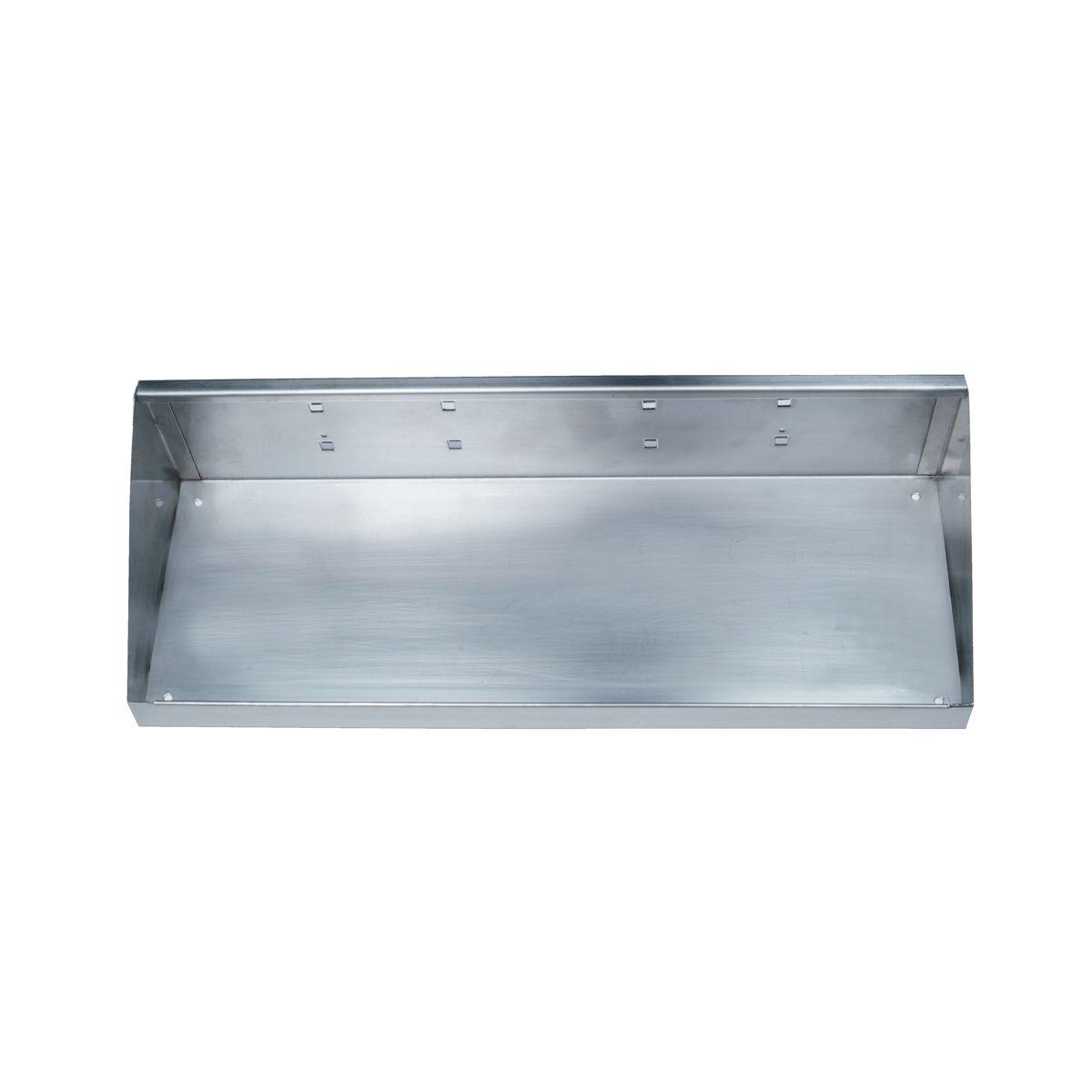18 in. Stainless Steel LocBoard Shelf