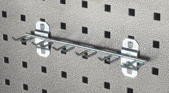 LocHook 8-1/8 in. W Multi-Prong Tool Holder 1 pc