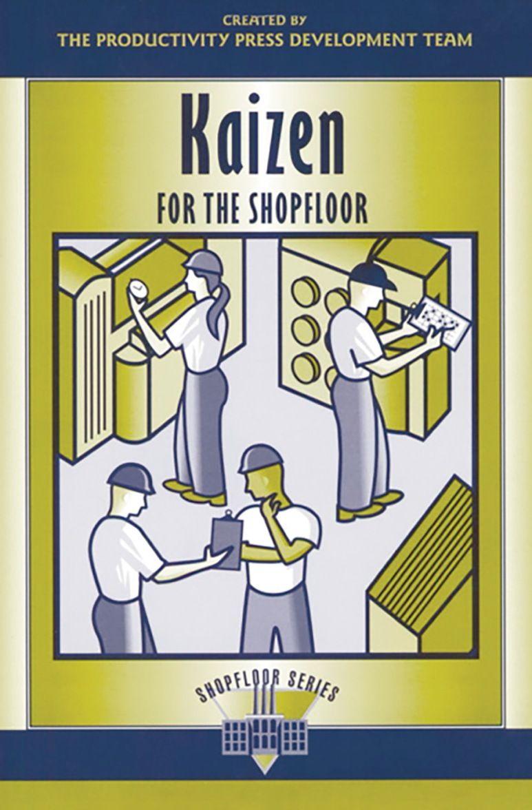 Kaizen for the Shopfloor 70B7005