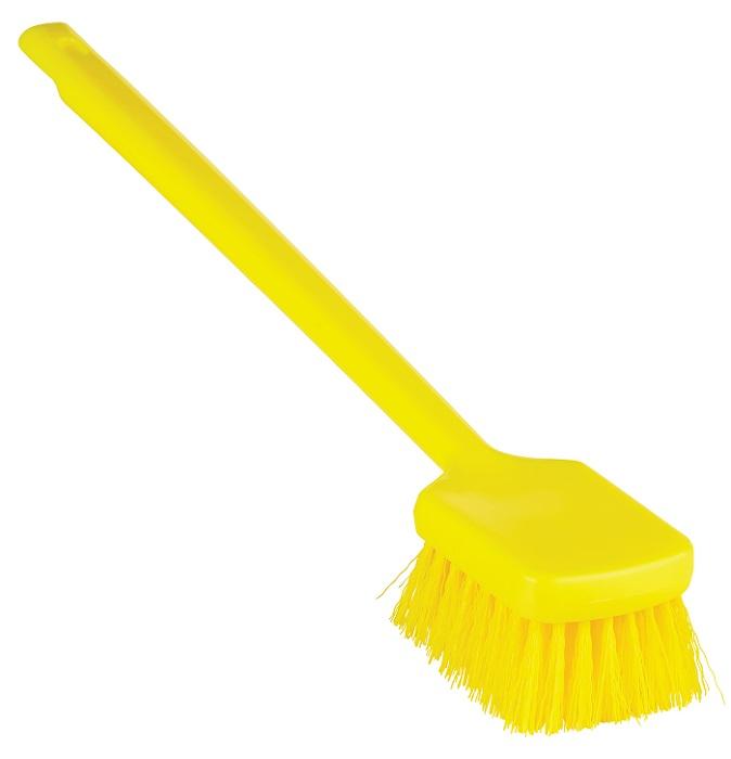 ColorCore 20 in. Long Handle Scrubbing Brush Stiff