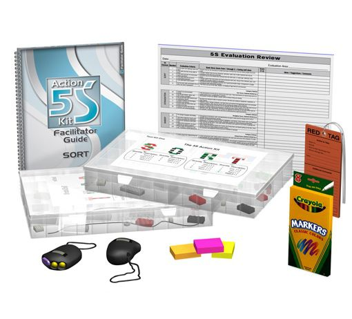 5S Action Kit