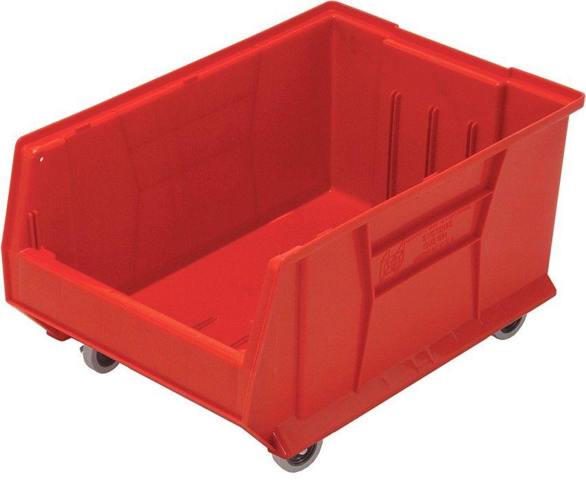 23-7/8 x 16-1/2 x 11 Mobile Hulk Container 1 pk 20CQUS964M
