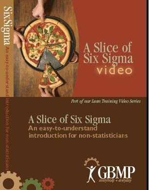 A Slice of Six Sigma DVD