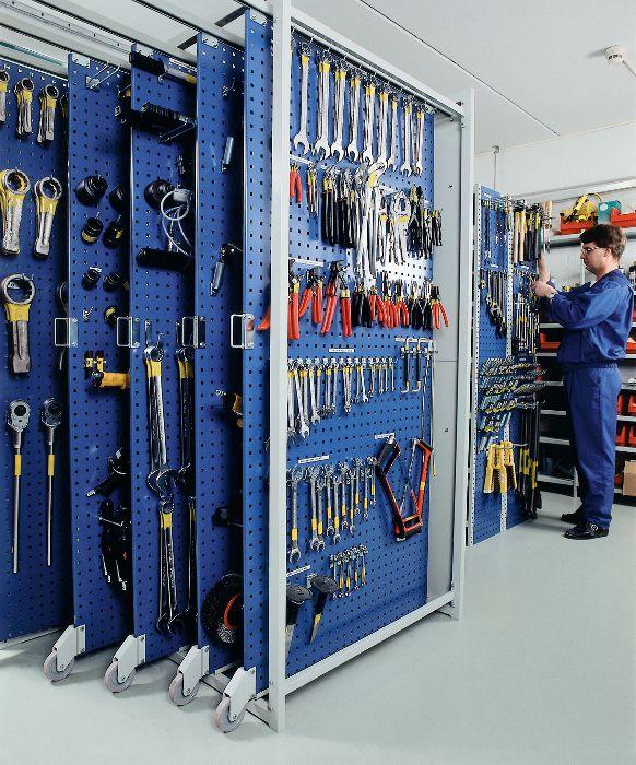 Perfo-Stor Tool Storage System
