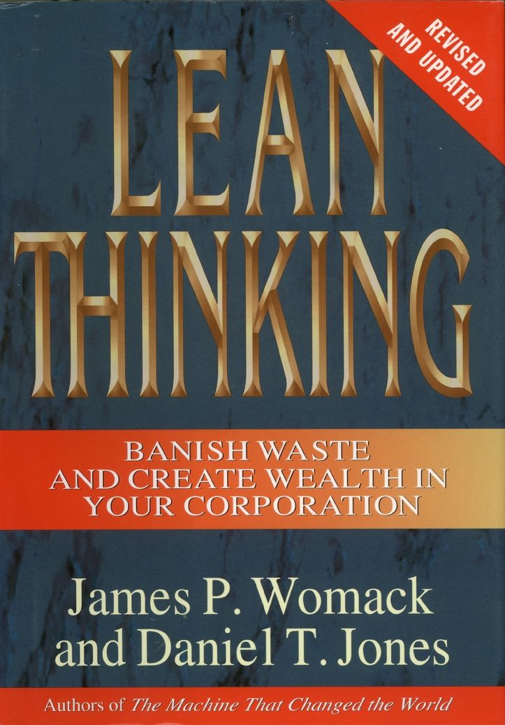 Lean Thinking Second Edition