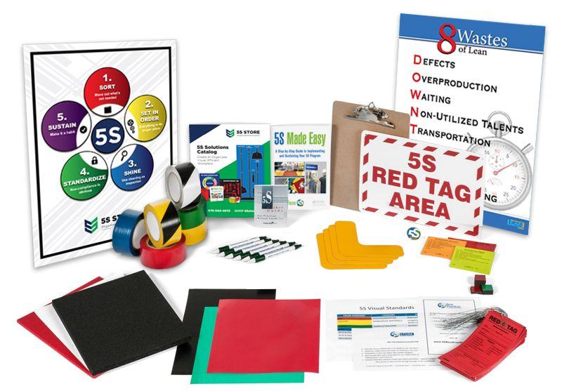 PLUS 5S Starter Kit