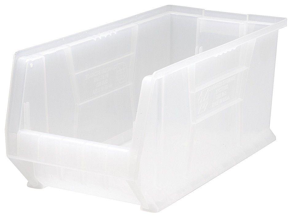 23-7/8 x 11 x 10 Hulk Container 4 pk