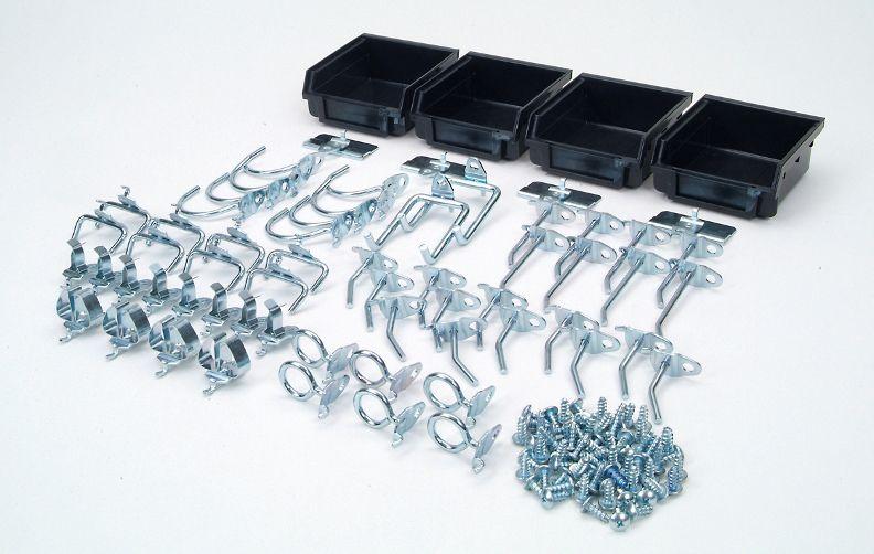 DuraHooks 64 Piece Hook Assortment Kit