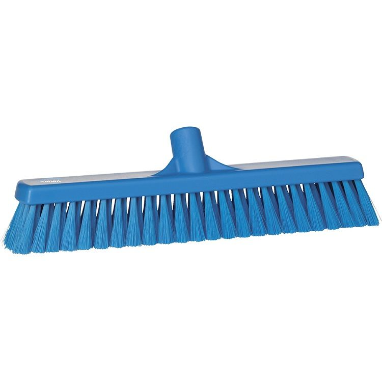 16 in. Small Particle Push Broom Soft - EURO
