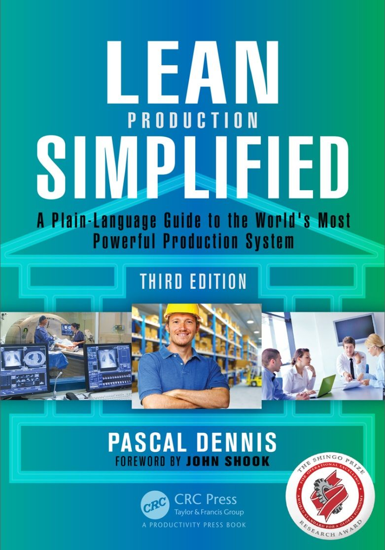 Lean Production Simplified 3rd edition 70B7078