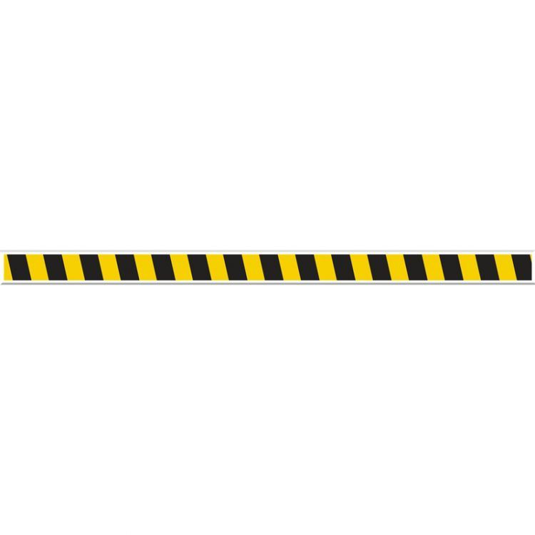 3 in. x 48 in. Tough-Mark Heavy Duty Floor Marking Striped Strips