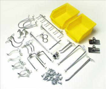 DuraHooks 26 Piece Hook Assortment Kit