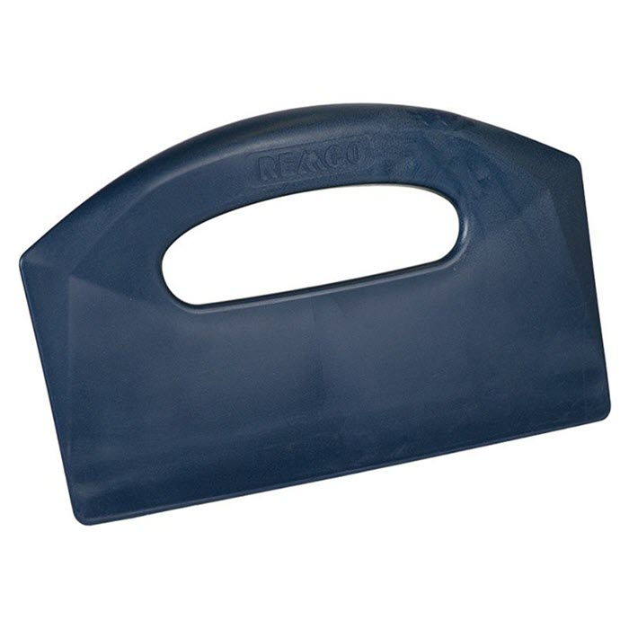 8 in. Metal Detectable Bench Scraper