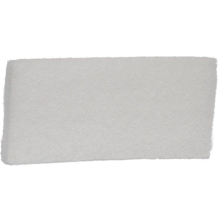 Fine Duty White Pad 10 pk