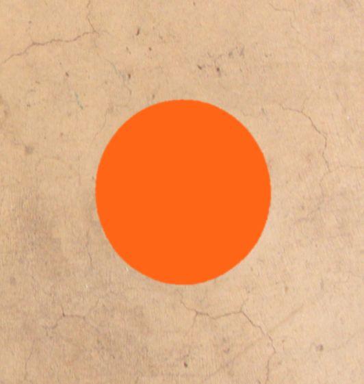3.5 in Dia viZ-Mark Heavy Duty Dot Marker